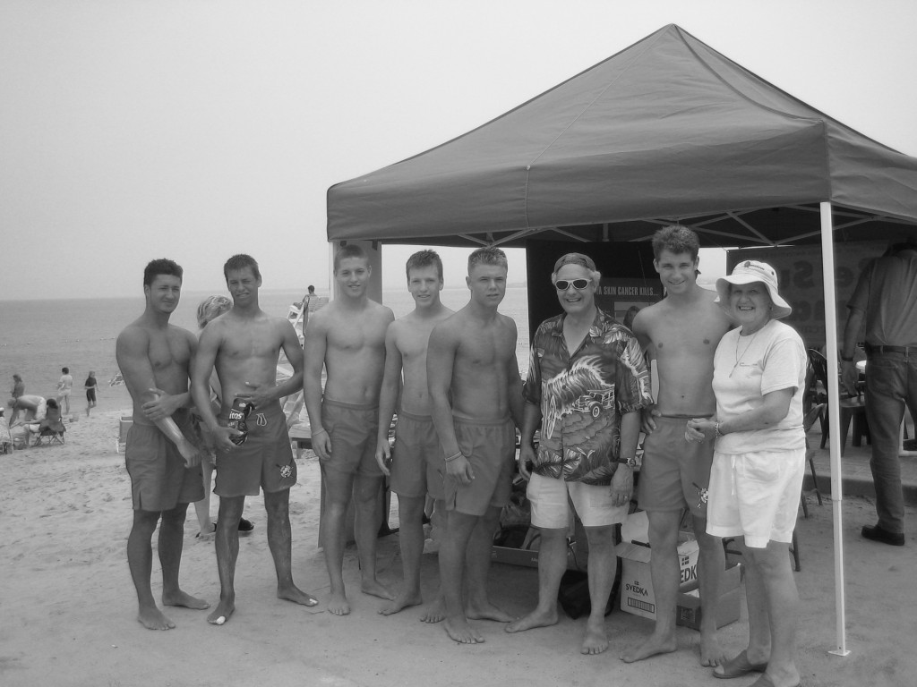 Lifeguards Mom McLain Booth 05 BW
