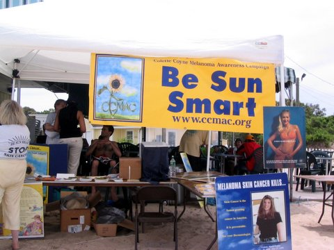 Meschutt Be Sun Smart table