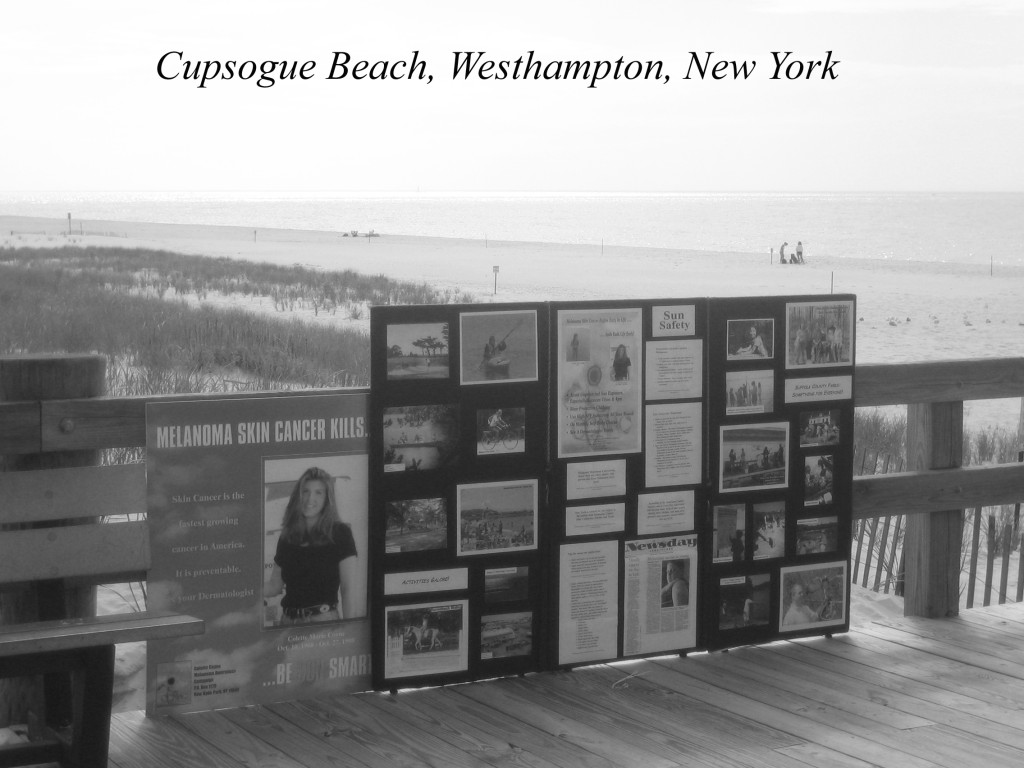 Posters Cupsogue Bch Heading